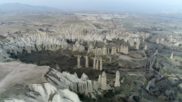cappadocia - 6 - turchia video stock e b–roll
