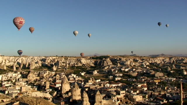 cappadocia, turkey - cappadocia stock videos and b-roll footage