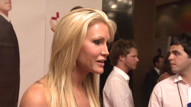 caprice at the the proposal premiere at london england. - caprice bourret video stock e b–roll