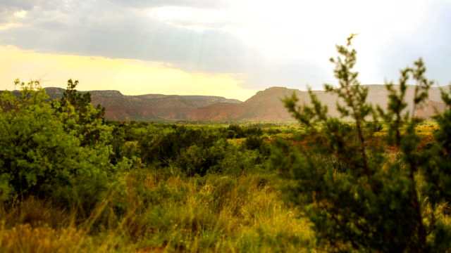 caprock canyon state park - extreme terrain stock videos & royalty-free footage