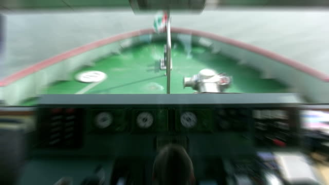 vidéos et rushes de capitaine - capitaine de bateau