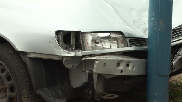 Car Crash / Road Accident - HD & PAL