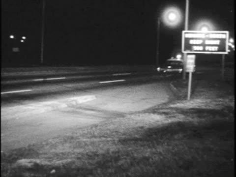 stockvideo's en b-roll-footage met car crash - 1962