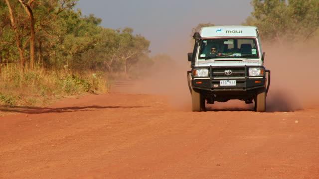 WS ZO Car drive on gibb river road / Derby, Western Australia, Australia
