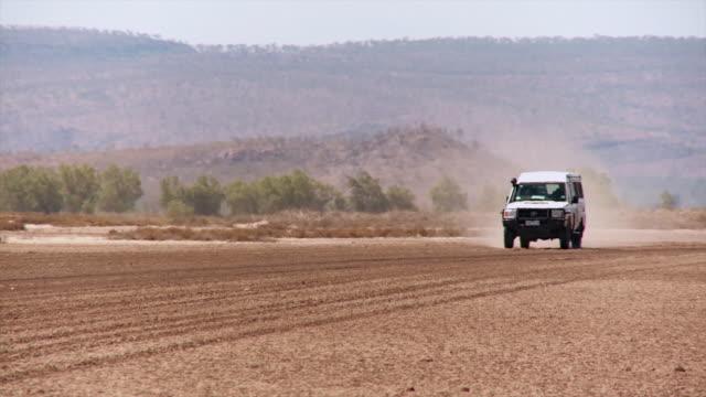 WS PAN Car drive through national heritage listing / Kimberley, Western Australia, Australia