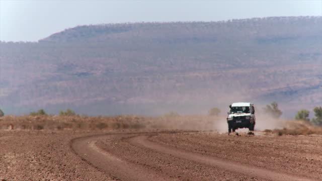 WS Car drive through national heritage listing / Kimberley, Western Australia, Australia
