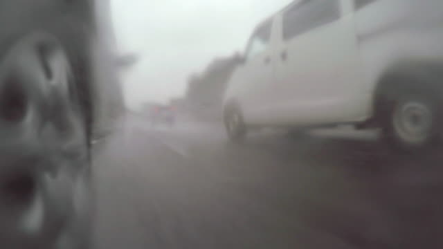 car driving at rainy day -4k- - close to stock videos & royalty-free footage