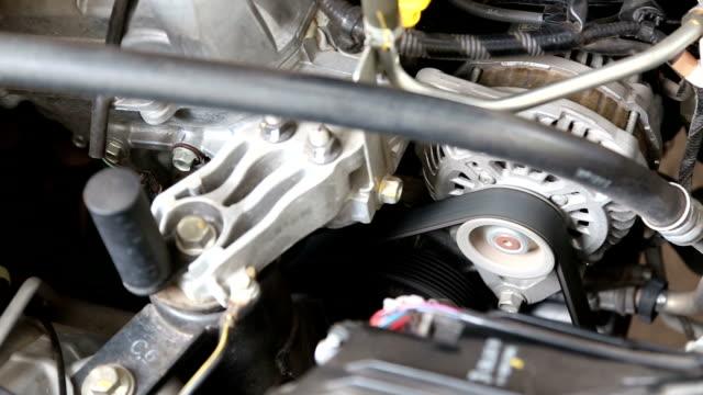 Car Engine Start