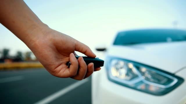 Car key start a car