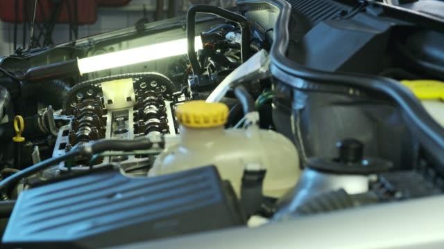 car mechanic - motor oil stock videos & royalty-free footage