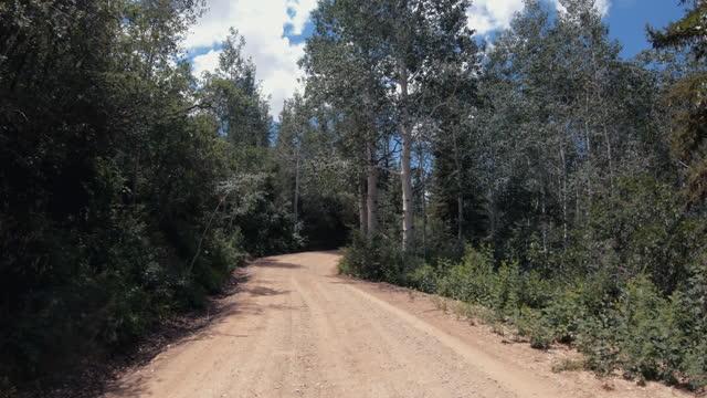 pov auto off-road-fahren im freien in la sal berggebiet, moab - moab utah stock-videos und b-roll-filmmaterial