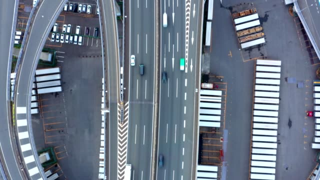 car on highway - direction stock videos & royalty-free footage