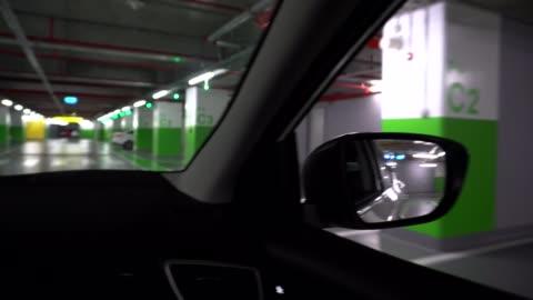 停車場 - parking 個影片檔及 b 捲影像