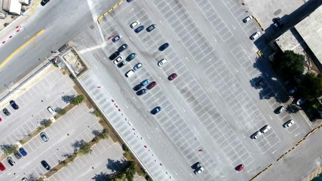 車の駐車場