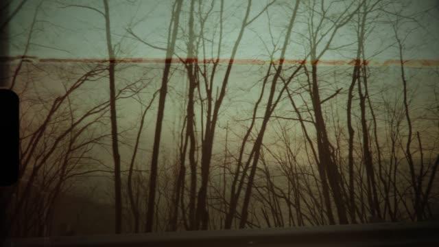 vidéos et rushes de vue de passager de voiture de la fenêtre: voyageant - activité avec mouvement