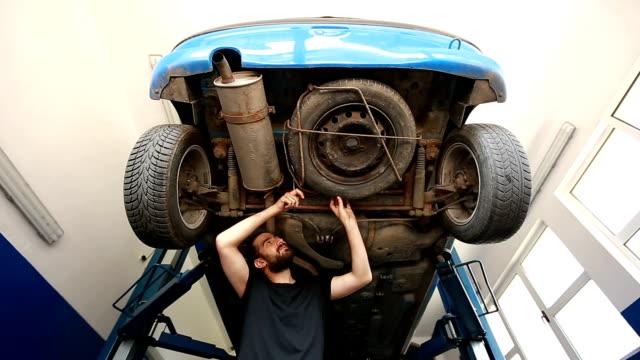 car problem - car mechanic stock videos & royalty-free footage