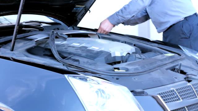 Car repairing. Auto Repair Shop. Automobile service.