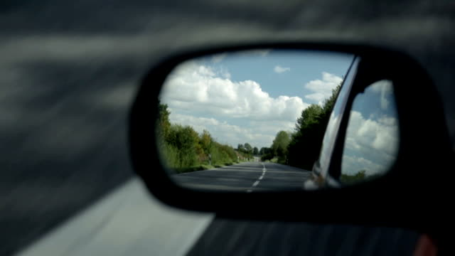 car side mirror - mirror stock videos & royalty-free footage