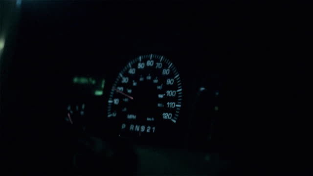cu car speedometer / new york city, new york, usa - speedometer stock videos & royalty-free footage