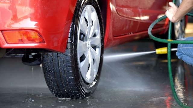 biltvätt service. - biltvätt bildbanksvideor och videomaterial från bakom kulisserna