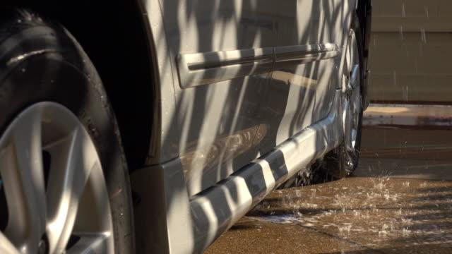 car wash - washtub stock videos and b-roll footage
