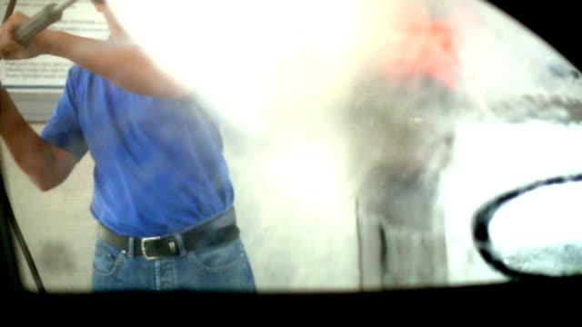 car wash. - car wash stock videos & royalty-free footage
