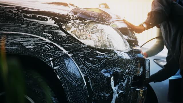 biltvätt - biltvätt bildbanksvideor och videomaterial från bakom kulisserna