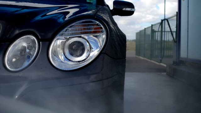 car wash. - headlight stock videos and b-roll footage