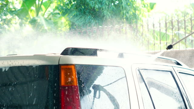 car wash - water conservation stock videos & royalty-free footage