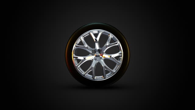 car wheel - loopable moving image stock videos & royalty-free footage
