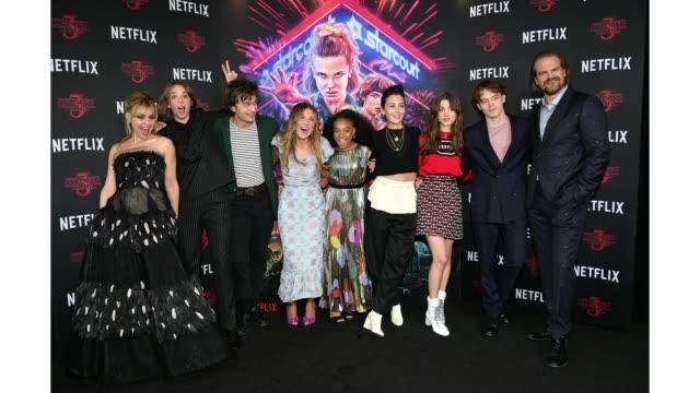 """NY: """"Stranger Things"""" Season 3 New York Screening"""