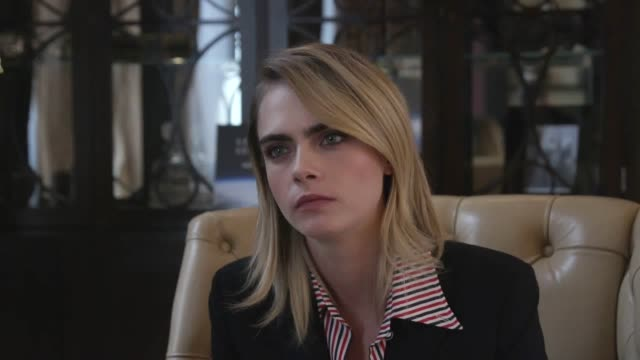 "cara delevingne has said ""we're all on this planet together"" and must unite to save it the model and actress believes people must set aside... - planet space stock videos & royalty-free footage"