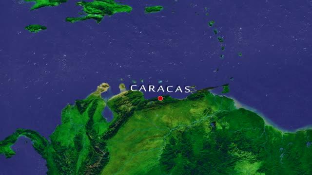 Caracas 4K Zoom In