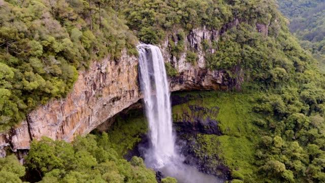 カネラ、rs、ブラジルで該当するカラコル - リオグランデドスル州点の映像素材/bロール