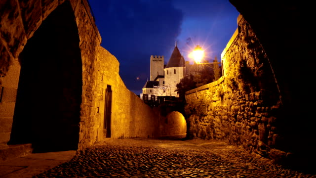carcassonne, france - carcassonne stock videos and b-roll footage