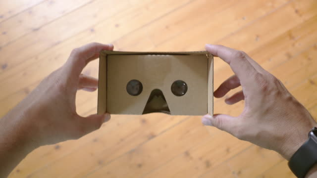 Cardboard VR Point of View