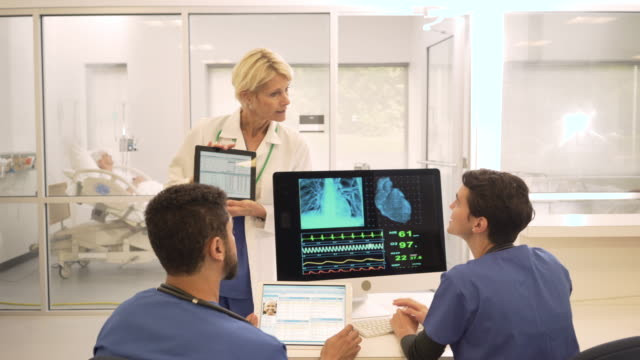 cardiac patient - care stock videos & royalty-free footage