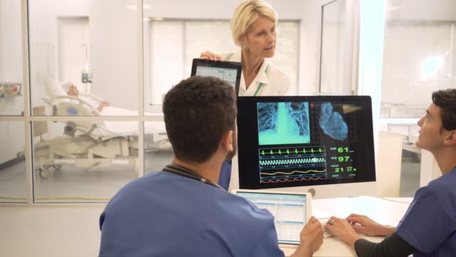 cardiac patient - inneres organ eines menschen stock-videos und b-roll-filmmaterial