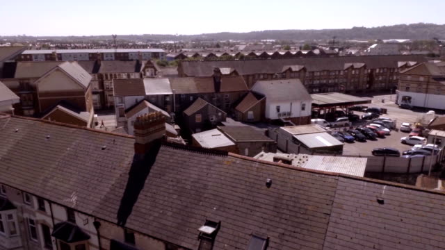 cardiff grangetown - cardiff wales stock videos & royalty-free footage