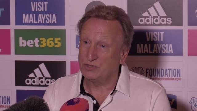 Cardiff manager Neil Warnock and defender Joe Bennett speaking ahead of Premier League home game against Arsenal on September 2 Cardiff City sit 15th...