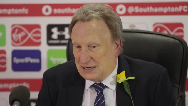 Cardiff manager Neil Warnock is delighted with his side after their 21 win over Southampton The game took place in the same week that Cardiff's...