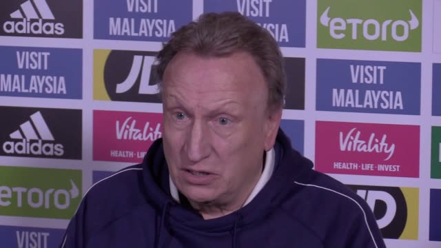 Cardiff manager Neil Warnock previews his side's Premier League Fixture against Southampton and says he would consider following Harry Redknapp's...