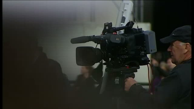 cardinals hold final meetings ahead of election of new pope television news camera operators preparing cameras in st peter's square - st peter's square stock videos & royalty-free footage