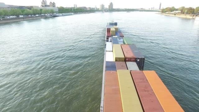 frachtlogistik - schiff stock-videos und b-roll-filmmaterial