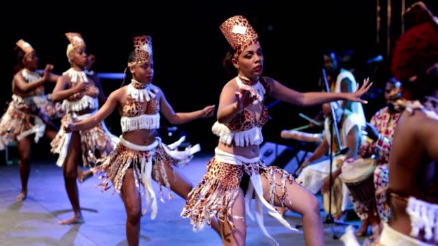 a caribbean dance ensemble dances afro-caribbean dances - caribbean stock videos & royalty-free footage