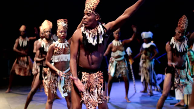 a caribbean dance ensemble dances afro-caribbean dances - performer stock videos & royalty-free footage