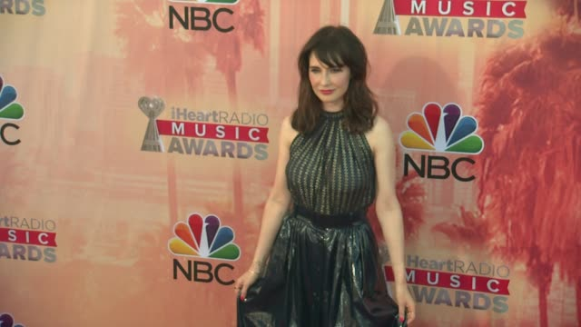 Carice van Houten at the 2015 iHeartRadio Music Awards Red Carpet Arrivals at The Shrine Auditorium on March 29 2015 in Los Angeles California