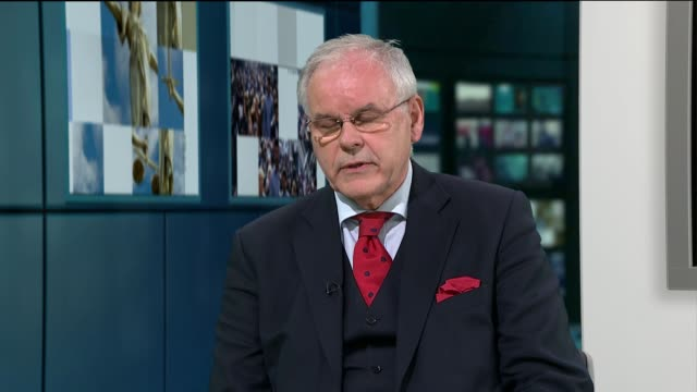 Government orders probe into Carillion bosses ENGLAND London GIR INT Professor Rudi Klein STUDIO interview