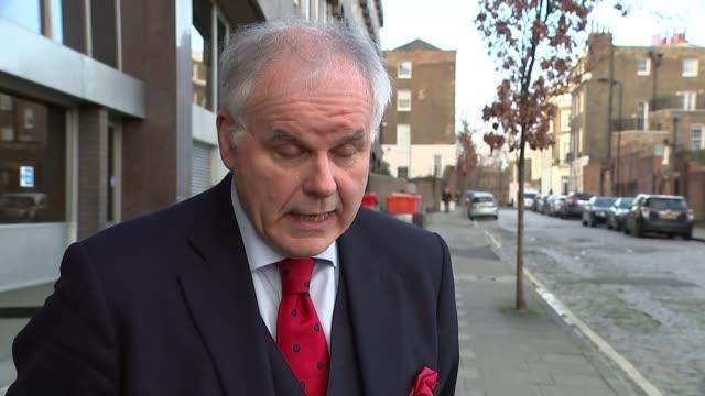 Government orders probe into Carillion bosses London Professor Rudi Klein interview SOT