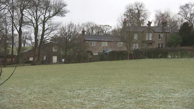 government orders probe into carillion bosses; north yorkshire: skipton: ext gvs house - スキップトン点の映像素材/bロール